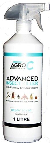 Bed Bug Advanced killing poison treatment Spray UPC Trading