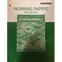 Working Papers t/a Fundamental Accounting Principles Volume 1