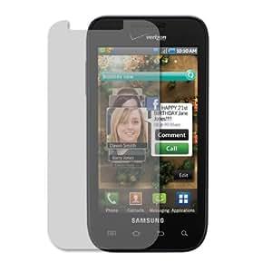 Samsung Fascinate Screen Protector, Skinomi® TechSkin Full Coverage Screen Protector for Samsung Fascinate Clear HD Anti-Bubble Film - with Lifetime Warranty