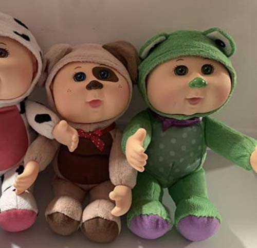 sensory toy 1 1//2 lbs cabbage patch Weighted stuffed animal washable weighted buddy Weighted doll