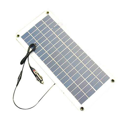 Dashboard Solar Battery Charger - 1