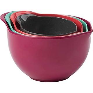 Trudeau 4 measuring cups, Assorted