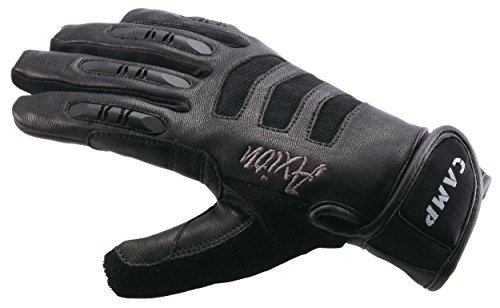 Camp AXION Belay Gloves - M - Black ()