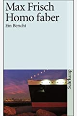 Homo Faber (German Edition) Paperback