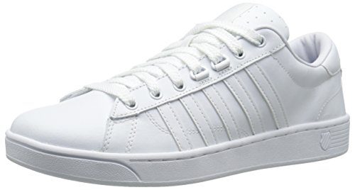 K-Swiss Men's Hoke CMF Shoe, White/White, 8.5 M US by K-Swiss