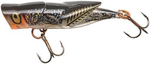 Storm Hopper Popper 04 Fishing Lure, Phantom Black