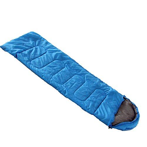 Brucey-C Ultralight Sleeping Bag outdoor Camping Sport Adult Envelope Type