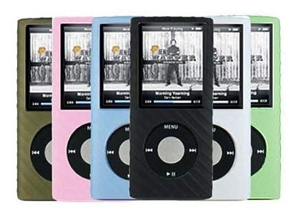 caae6c2b6966e Amazon.com: FastSun Apple iPod Nano 4th Generation Cases, 6 X Soft ...