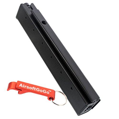 Hi-Cap Magazine for Marui King Arms CYMA Cybergun Thompson M1A1 Airsoft AEG [For Airsoft (King Arms Airsoft)