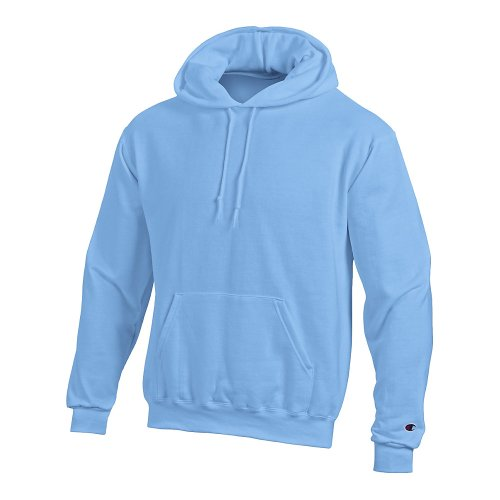 Champion S700 50/50 EcoSmart Pullover Hood - Light Blue - XL -