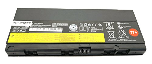 PTK-POWER 11.25V 90Wh 77+ 00NY490 00NY491 00NY492 00NY493 SB10H45075 SB10H45076 SB10H45077 SB10H45078 NoteBook Battery For Lenovo ThinkPad P50 Series Laptop batteries by PTK-Power (Image #1)