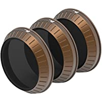 Polar Pro Filters X4S-CS-VIVID Vivid Collection Cinematic Camera Lens Filter Set, Bronze