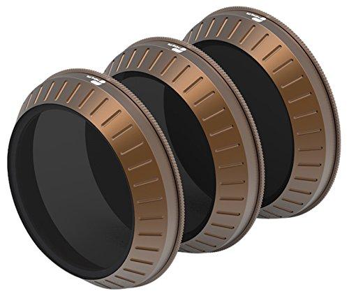 Polar Pro Inspire 2/X4S cinema Series Vivid filtri 3-pack