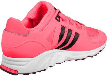 Matalan Lenkkarit Vaaleanpunainen Aikuisten Adidas Unisex Neon Tuki Eqt Schwarz Rf Top Pc61gTqWw