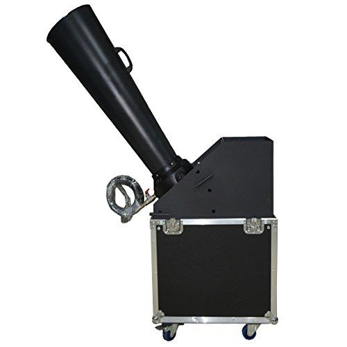 MOKA SFX Co2 Confetti Cannon CO2 Confetti Machine Stage Equipment Paper Wedding Cannon Confetti Machine flightcase packing