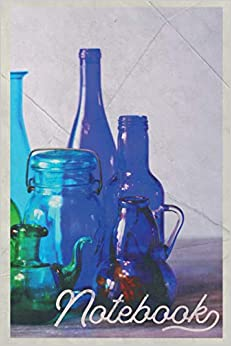PDF Gratis Notebook: Sea Glass Beach Pretty Composition Book Journal Diary For Men, Women, Teen & Kids Vintage Retro Design Beachcomber