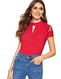 c5d224e5998b Blusas y Camisas para Mujeres | Amazon.com.mx