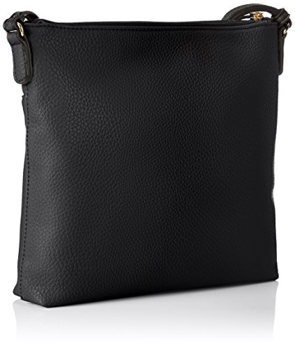 Black L Maxima Shoulder Schwarz Credi Bag 1 Women's w4XxpP