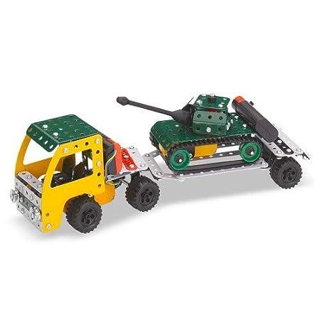 Mechanix Battle Station Transporter,Car Toys,STEM Toys, Building Blocks,for 6+ yrs Boys and Girls