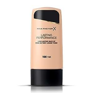 Max Factor Lasting Performance, Liquid Foundation, 100 Fair, 35 ml