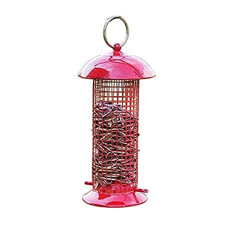 YSNUK Comedero para pájaros Suministros De Aves Accesorios Jaula ...