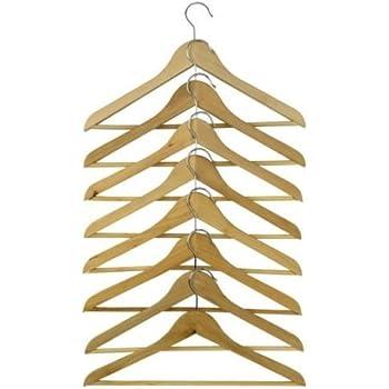 Amazon.com: IKEA BUMERANG percha de ropa de madera: Home ...