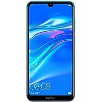 Huawei Y7 Prime 2019 Dual Sim - 32GB, 3GB RAM, 4G LTE, Arabic Aurora Blue