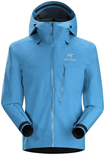 Arc'teryx Alpha SL Jacket - Men's Adriatic Blue Large by Arc'teryx