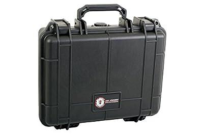 MALLETTE Tough Case étanche noire G&G k6g0tkSLR