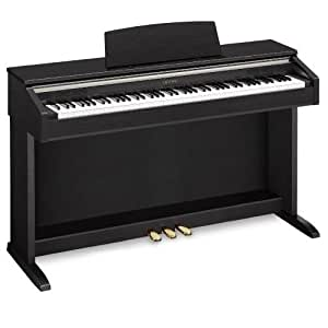 casio celviano ap 220 digital piano 88 touch response keys with bench electronics. Black Bedroom Furniture Sets. Home Design Ideas