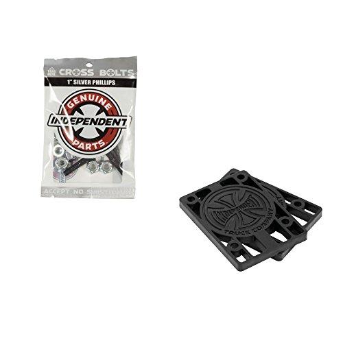 Independent Trucks Hardware Riser Pad Kit 1