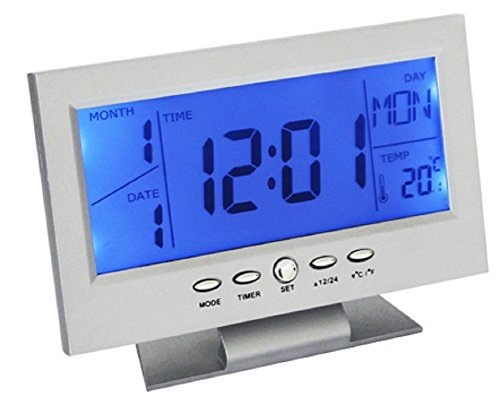digital-table-clocks-silver-led-voice-control-back-light-alarm-desk-clock-weather-monitor-calendar-w