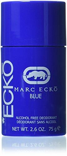 Marc Ecko Blue Alcohol Free Deodorant Stick for Men, 2.6 Ounce -  M-BB-2295