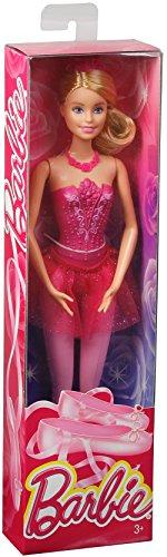 Barbie Fairytale Ballerina Doll, Pink