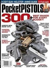 Gun Buyers Annual Pocket Pistols 2017
