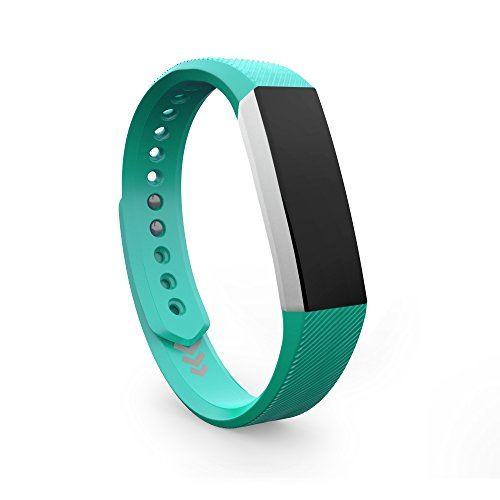 Teak Necklace - Teak - Large Teal Replacement Band for Fitbit Alta