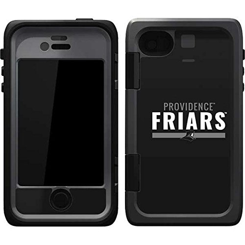 Skinit Providence College OtterBox Armor iPhone 4&4s Skin - Providence Friars Stripe Design - Ultra Thin, Lightweight Vinyl Decal Protection