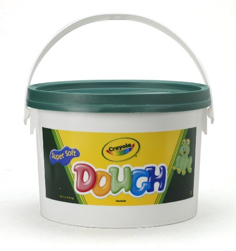 UPC 071662001513, Crayola Dough 3lb Bucket Green