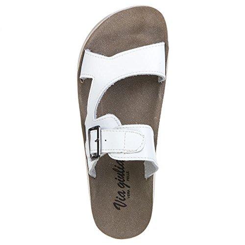 Ital-Design - Caña baja Mujer Blanco - blanco