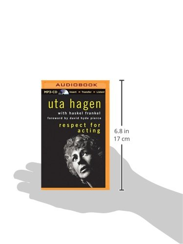 Respect for acting uta hagen angele masters haskel frankel respect for acting uta hagen angele masters haskel frankel 9781480590267 amazon books fandeluxe Gallery