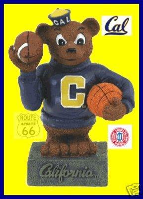 CALIFORNIA CAL BEARS FOOTBALL BASKETBALL OSKI MASCOT NW