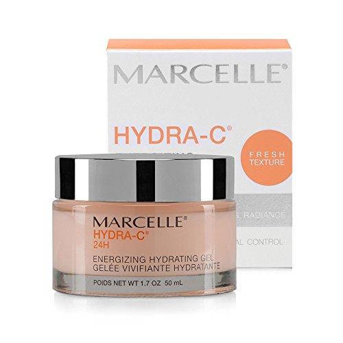 Marcelle Hydra-C Energizing Hydrating Gel, Hypoallergenic and Fragrance-Free, 1.7 fl oz