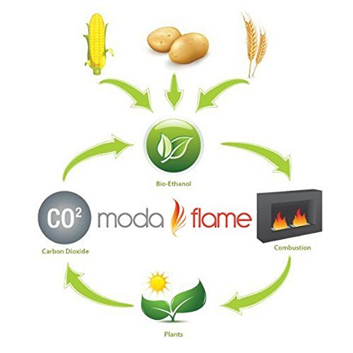 Ethanol Cycle. Source: ModaFlame