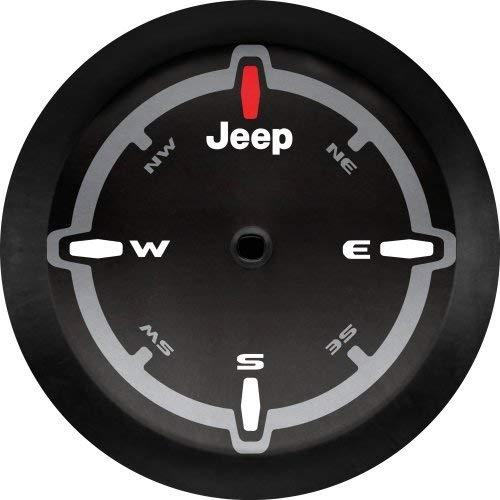 Mopar 82215446 Compass Logo Cloth Spare Tire Cover Jeep Wrangler