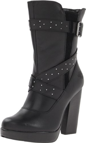 Harley Davidson Double Zipper Boots - 2