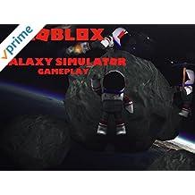 Clip: Roblox Galaxy Simulator Gameplay