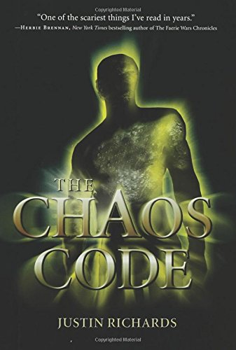 Chaos Code Justin Richards product image