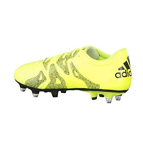 Foot X de Chaussures Yellow SG 15 3 Cuir UCwOWv7qC