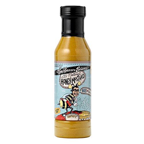 Torchbearer Garlic Sauce (-) 12 Oz (Honey Mustard)