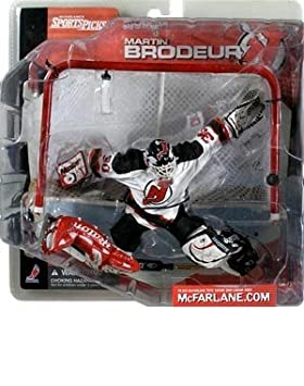 7dd7be432 Image Unavailable. Image not available for. Colour  McFarlane Sportspicks   NHL Series 1   Martin Brodeur ...